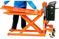 Verrijdbare Elektrische Schaartruck HUB100PEL-S